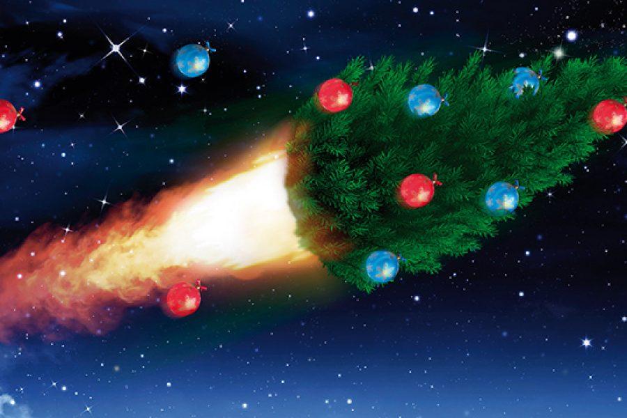 Huch, schon wieder Weihnachten?